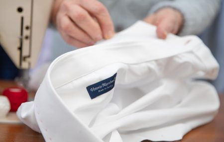 Shirts made in Italy