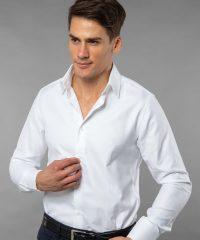 Egyptian yarn shirt Vittorio Marchesi