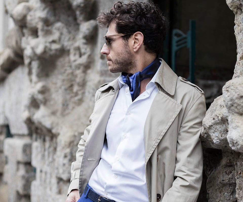 Italian Shirts Online Vittorio Marchesi