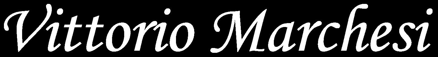 Vittorio Marchesi Logo White